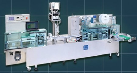 4 In 1 Packaging Machine