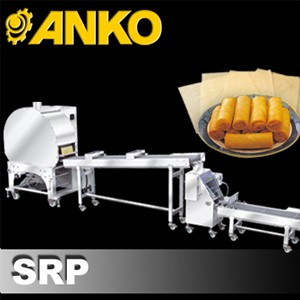 ANKO Automatic Spring Roll And Samosa Pastry Sheet Machine