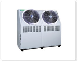 Air-Cooled Chiller Units