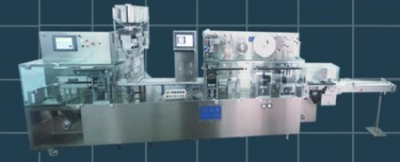 Alu Alu Packaging Machine