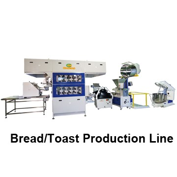 Bread/Toast Product Line