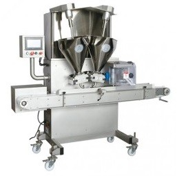 Bread Slicing & Injecting Machine