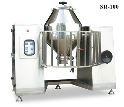 Conical Type Vertical Mixer