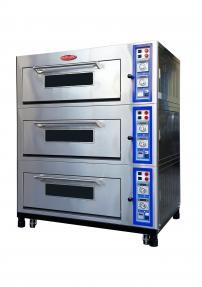 Fully Automatic Electric Oven