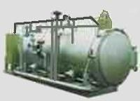 Horizontal Steam Autoclave