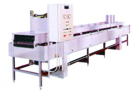 Multi Functional Auto Continuous Fryer