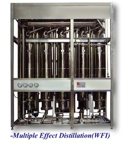Multiple Effect Distillation