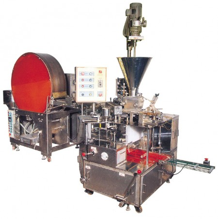 SR-6 Automatic Spring Roll Making Machine