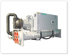 Water-Cooled Chiller Units